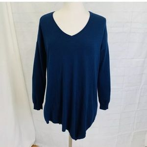 JOIE S Top Sweater Tunic Cashmere Blend Na…